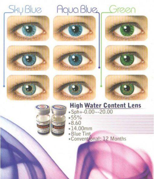 لنز رنگی آرین -2