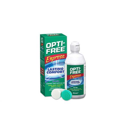محلول لنز اُپتی فری